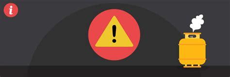 7 consejos en caso de detectar una fuga de gas