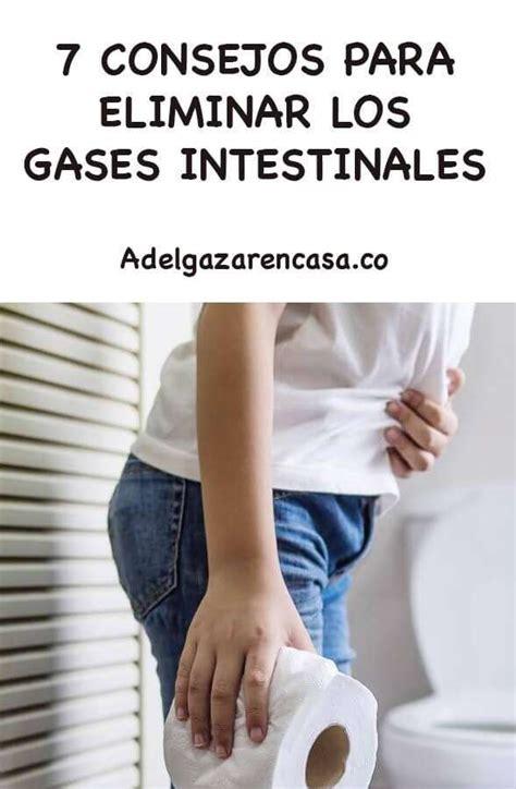 7 consejos para eliminar los gases intestinales | Gases ...