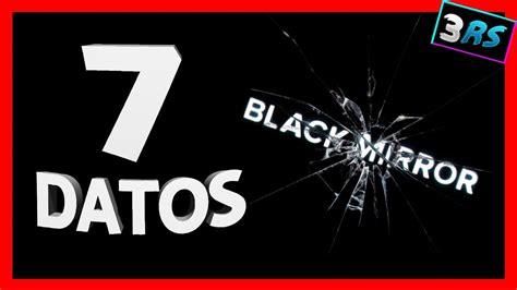 7 Curiosidades de BLACK MIRROR   YouTube