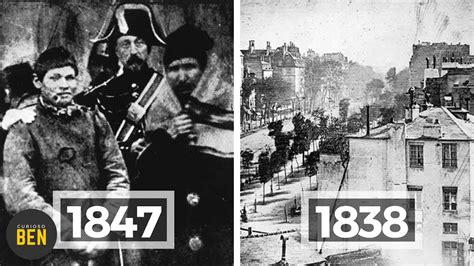 7 De Las Fotografías Más Antiguas De La Historia ...