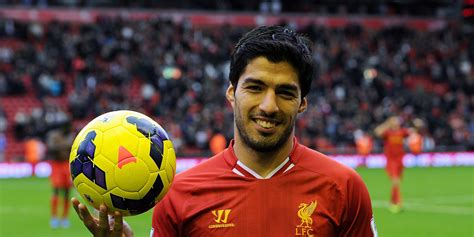 7 facts you didn t know about Luis Suarez   Slide 7 of 7