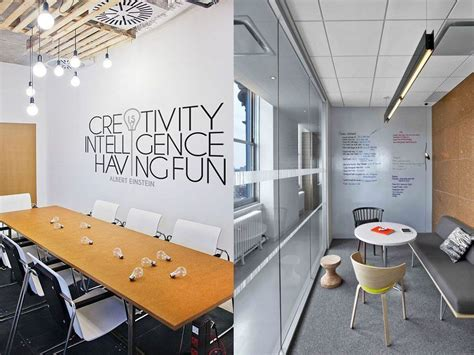 7 fantásticas ideas de decoración oficinas modernas ...