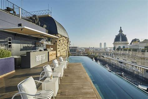 7 great hotels with rooftop in Barcelona [2020]   The ...