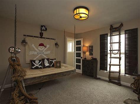 7 habitaciones infantiles para piratas   Pequeocio