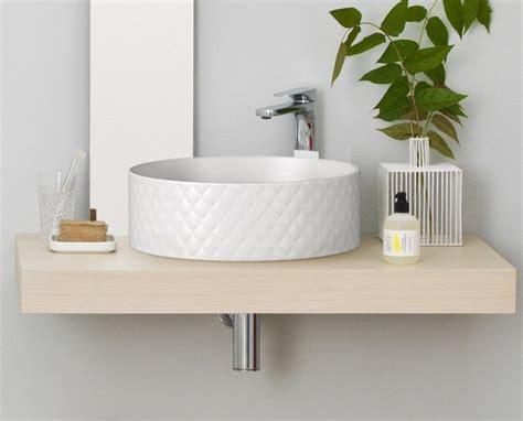 7 ideas con fotos para lavabos sobre encimera de madera ...