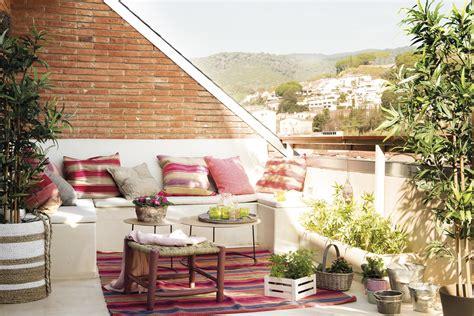 7 Ideas con las que sacarle mayor partido a tu terraza pequeña