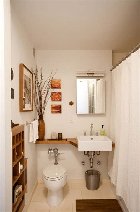 7 Ideas For Decorate Your Tiny Bathrooms | WMA Property