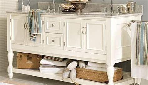 7 ideas originales muebles para lavabos dobles hechos con ...