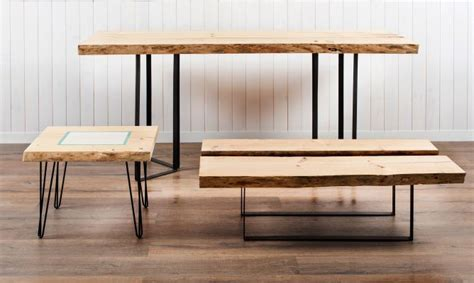 7 ideas para construir muebles de madera maciza   Hogarmania