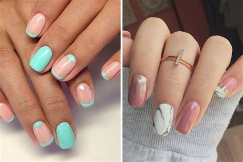 7 ideas para uñas de gel decoradas   Ellas Hablan