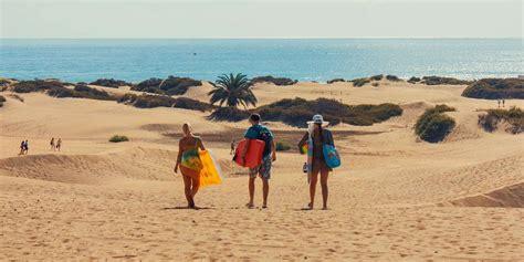 7 Lugares que debes visitar en Gran Canaria 【 Isla de Gran ...