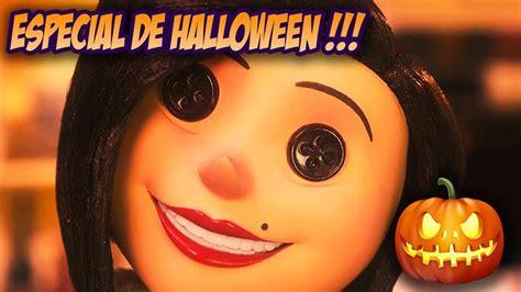 7 MEJORES Películas Animadas Para Ver Este Halloween 2017 ...