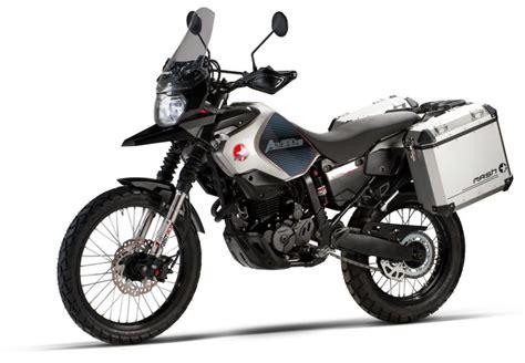 7 motos trail perfectas para novatos del carnet A2 ...
