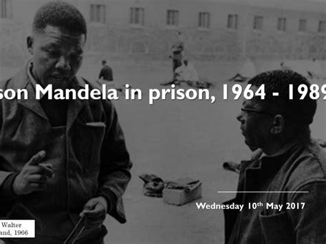 7. Nelson Mandela in Prison 1964   1990   South Africa Y12 ...