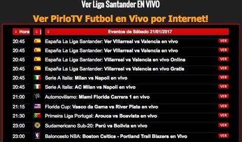 7 Páginas para ver fútbol online gratis en directo [2019 ...