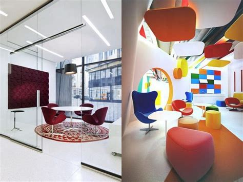 7 Popular Ideas for Modern Office Decoration Trends 2019 ...