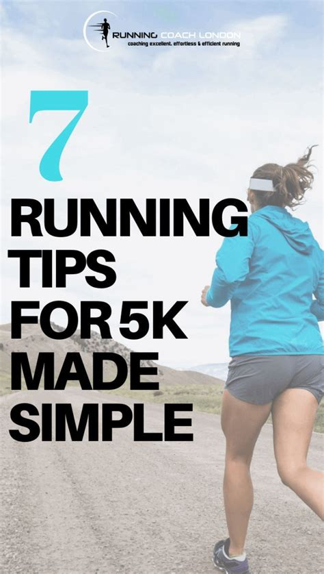 7 Running Tips For 5k Made Simple   Running Coach London ...