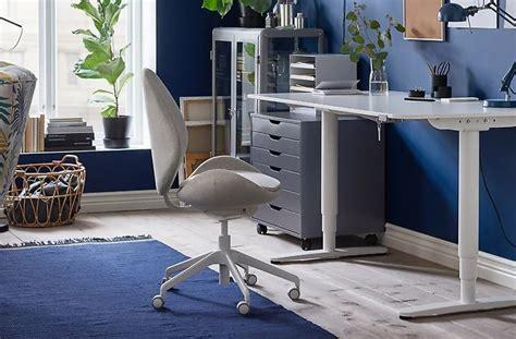 7 sillas de escritorio Ikea ideales para tu despacho ...