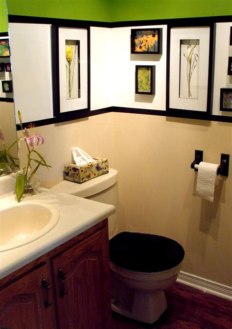 7 Small Bathroom Design Ideas