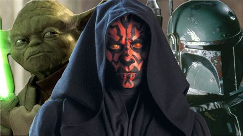 7 Star Wars Characters That Deserve  Anthology  Spinoff ...