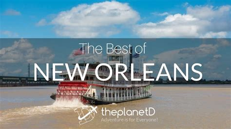 7 Things to do in New Orleans, Louisiana   Travel Vlog ...