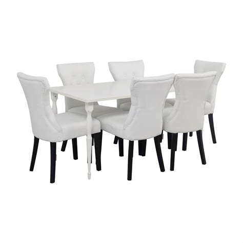 70% OFF   IKEA IKEA Dining Table and Chairs / Tables