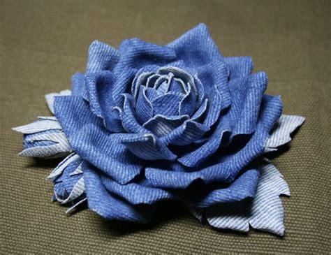 712 best Denim Crafts images on Pinterest   Denim flowers ...