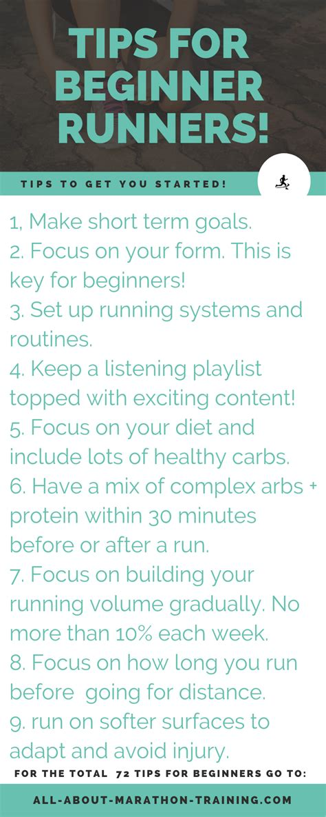 72 Running Tips for Beginners + Great Reminders for All ...