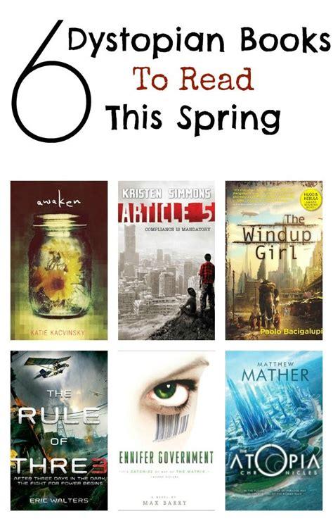 75 dystopian novels you must read   Books to read, Ya ...