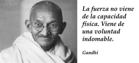 77 frases de Gandhi sobre la paz, los derechos humanos y ...