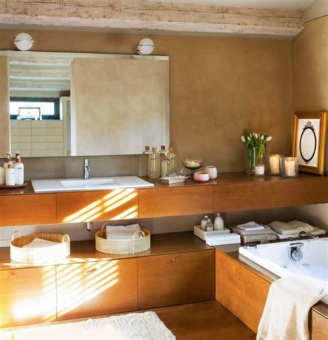 8 baños pequeños que lo tienen todo