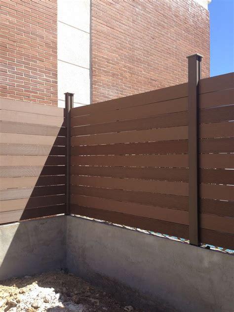 8 best images about vallas de exterior de madera ...