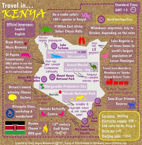 8 best InfoGraphics about Kenya images on Pinterest | Info ...