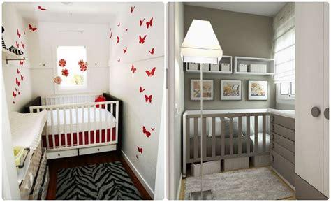 8 bonitas habitaciones de bebés para pisos pequeños en ...