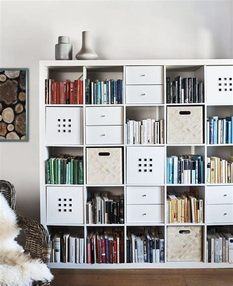 8 Clever Uses For The IKEA KALLAX Storage System