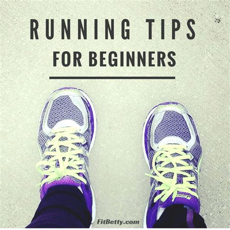 8 Essential Running Tips for Beginners • The Fit Cookie