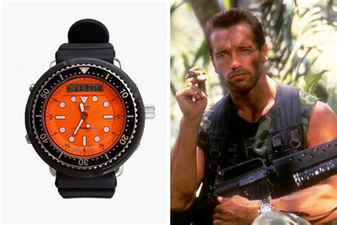 8 Iconic Watches In Movies   Gear Patrol
