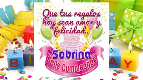 8 Imagenes de Cumpleaños Sobrina para Compartir en ...