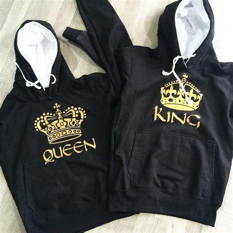 8 mejores imágenes de KING Y QUEEN: Camisetas, sudaderas y ...