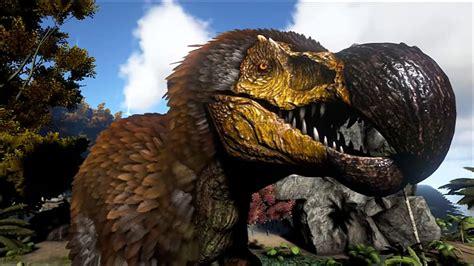 8 Most Terrifying Dinosaurs in Ark: Survival Evolved | ARK ...
