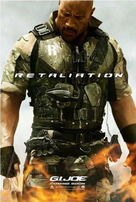 8 nuevos carteles, molones, de G.I. Joe: la venganza ...