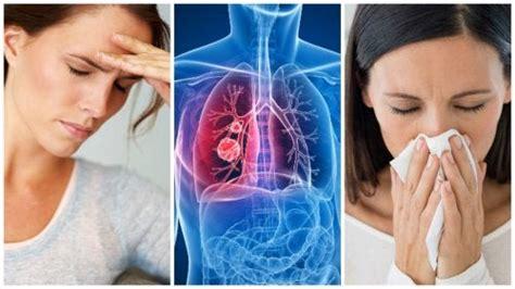 8 síntomas de cáncer de pulmón que no debes pasar por alto ...