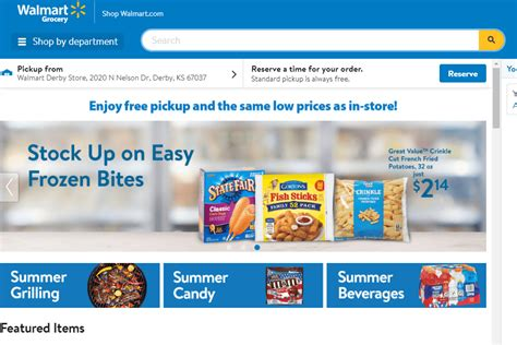 8 Sites for Online Grocery Shopping