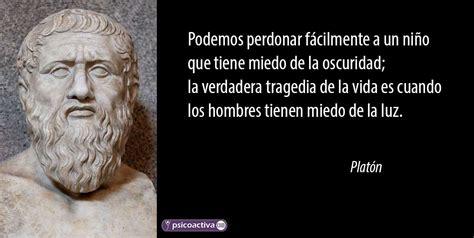 80 Frases de Platón, maravillosas