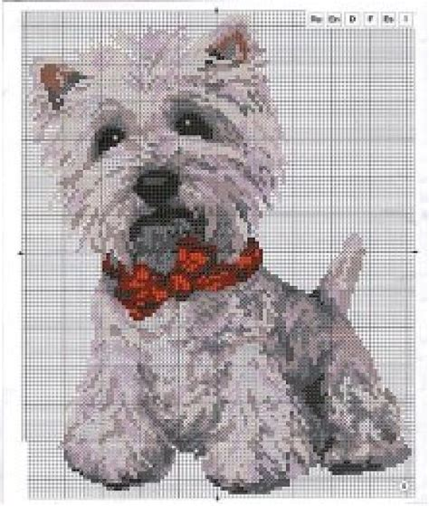 83 best Westie cross stitch images on Pinterest ...