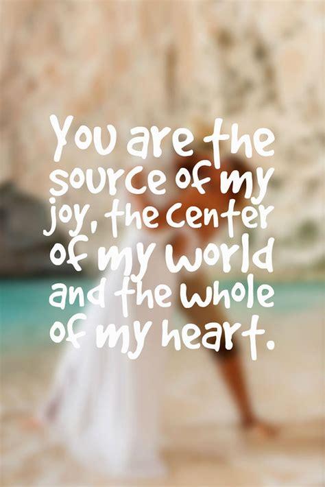 85 Romantic Love Quotes For Him