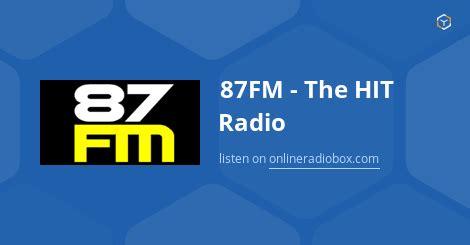 87FM   The HIT Radio Listen Live   87.6 MHz FM, Seymour ...
