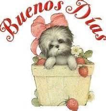 88 best images about Buenos Días on Pinterest | Un, Tes ...