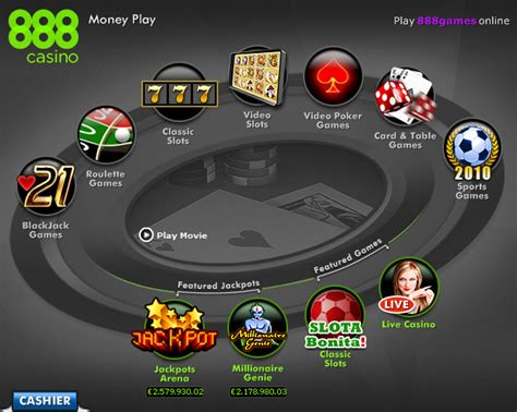 888 Casino Review   100% to 200$ + 88$ Free   Online ...