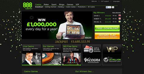 888 Casino Review   Casino Gambling Strategy
